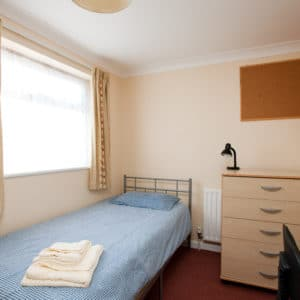 Bedroom 0, Room to rent in The Silvers, Broadstairs