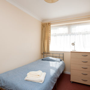 Bedroom 3 ground floor, Room to rent in The Silvers, Broadstairs