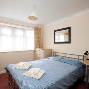 Bedroom 4 ground floor, Room to rent in The Silvers, Broadstairs