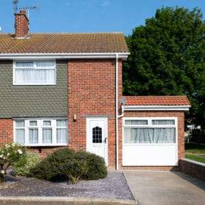 Front exterior, Room to rent in The Silvers, Broadstairs