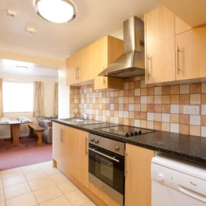 Kitchen, Room to rent in The Silvers, Broadstairs