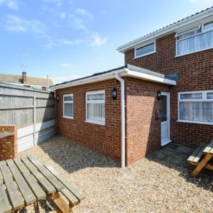 Rear exterior, Room to rent in The Silvers, Broadstairs