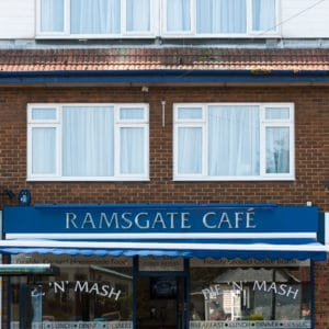 Combined front exterior, Room to rent in Margate Road, Ramsgate